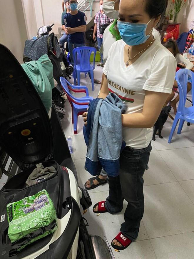 Người phụ nữ Việt cùng chồng quốc tịch Nigeria mua bán ma túy số lượng lớn ở Sài Gòn - Ảnh 2.