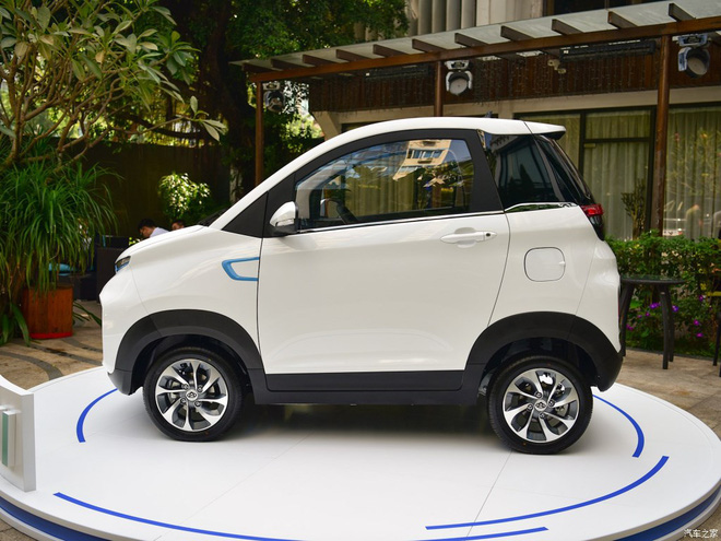 Chiếc ô tô hai chỗ đi chợ, đón con rẻ không ngờ, giá chỉ nhỉnh hơn Honda SH - Ảnh 10.