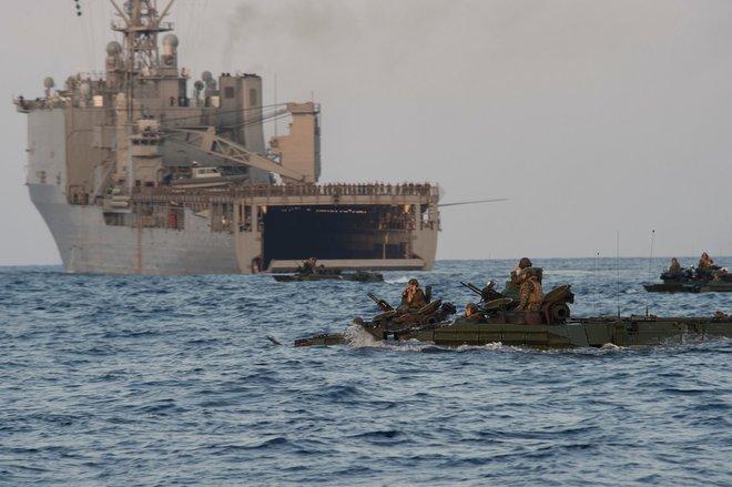Tại sao Trung Quốc phải khiếp sợ đơn vị tác chiến mới của Thủy quân lục chiến Mỹ? - Ảnh 1.