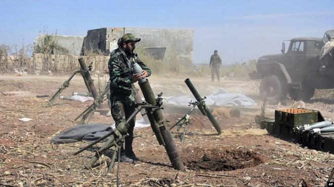 Su-22 Syria bị SPYDER của Israel bắn rơi, Su-30SM Nga bị pháo chính tiêm kích địch hạ gục? - Ảnh 1.