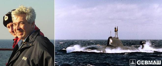 Hé lộ bí mật về các tàu ngầm hổ báo nhất thuộc Sư đoàn mãnh thú của Hải quân Nga - Ảnh 12.
