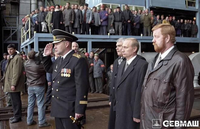 Hé lộ bí mật về các tàu ngầm hổ báo nhất thuộc Sư đoàn mãnh thú của Hải quân Nga - Ảnh 13.