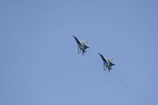 Các tổ hợp tên lửa của Nga đánh chặn đối thủ tại tập trận chiến lược Kavkaz 2020 - Ảnh 1.