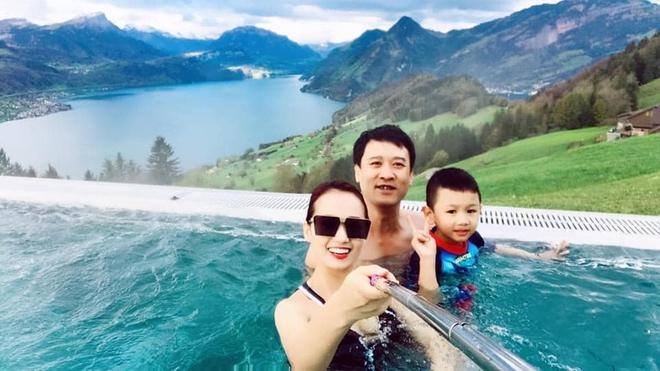 Cuộc sống nhung lụa, giàu sang của Lã Thanh Huyền ở tuổi 35 - Ảnh 8.