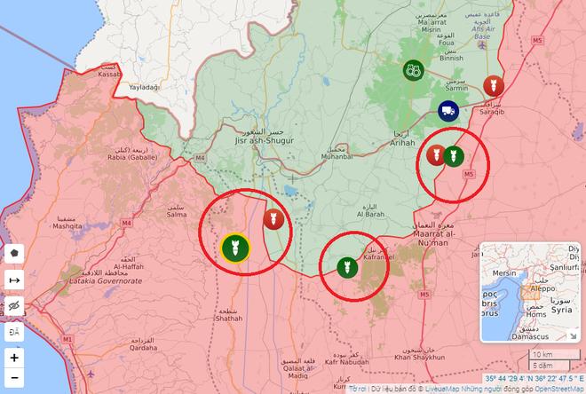 20 máy bay NATO đột kích phòng không Crimea - Thông tin mới vụ tiêm kích Su-30 bị bắn nhầm - Ảnh 1.