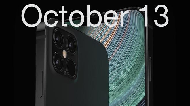 iPhone 12 có thể ra mắt ngày 13/10, đặt trước vào ngày 16/10 - Ảnh 1.