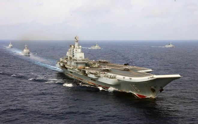 Báo Đài Loan: QĐ Trung Quốc lộ điểm yếu chí tử ở eo biển, phải vá víu bằng không quân? - Ảnh 1.