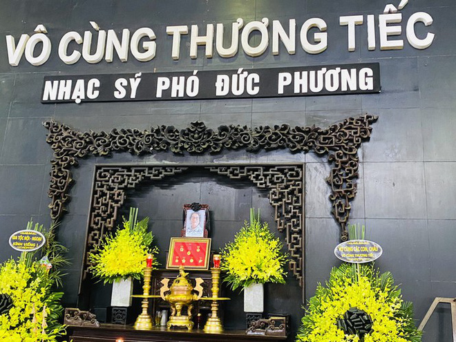Dòng sổ tang xúc động của nhạc sĩ Nguyễn Cường với Phó Đức Phương: Nhớ mãi, thương lắm! - ảnh 1
