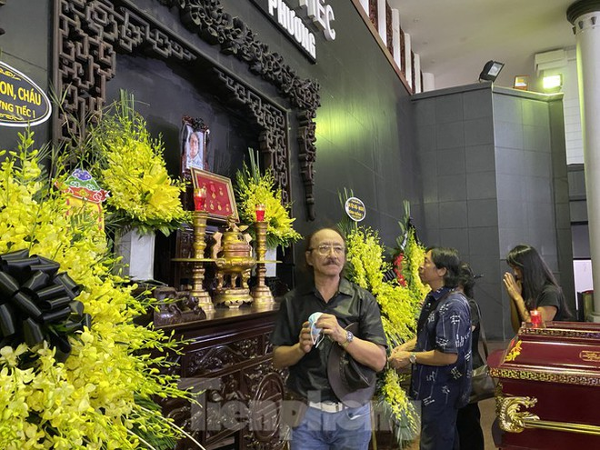 Dòng sổ tang xúc động của nhạc sĩ Nguyễn Cường với Phó Đức Phương: Nhớ mãi, thương lắm! - ảnh 2