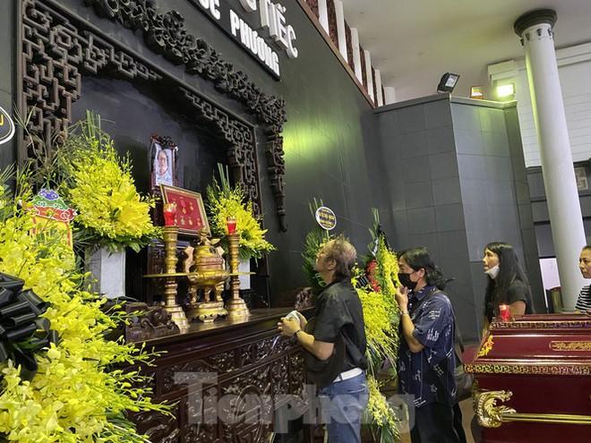 Dòng sổ tang xúc động của nhạc sĩ Nguyễn Cường với Phó Đức Phương: Nhớ mãi, thương lắm! - ảnh 4