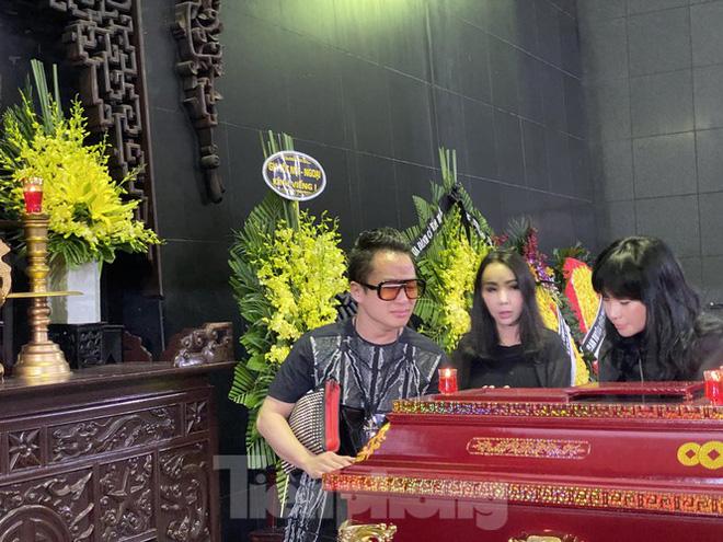 Dòng sổ tang xúc động của nhạc sĩ Nguyễn Cường với Phó Đức Phương: Nhớ mãi, thương lắm! - ảnh 8