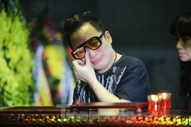 Dòng sổ tang xúc động của nhạc sĩ Nguyễn Cường với Phó Đức Phương: Nhớ mãi, thương lắm! - ảnh 9