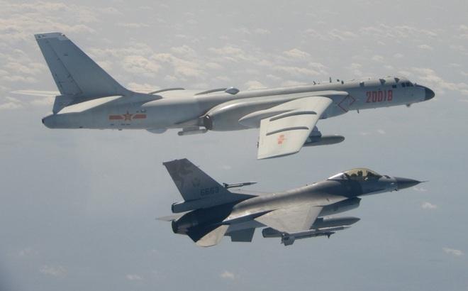 """Báo Đài Loan: QĐ Trung Quốc lộ điểm yếu chí tử ở eo biển, phải """"vá víu"""" bằng không quân?"""