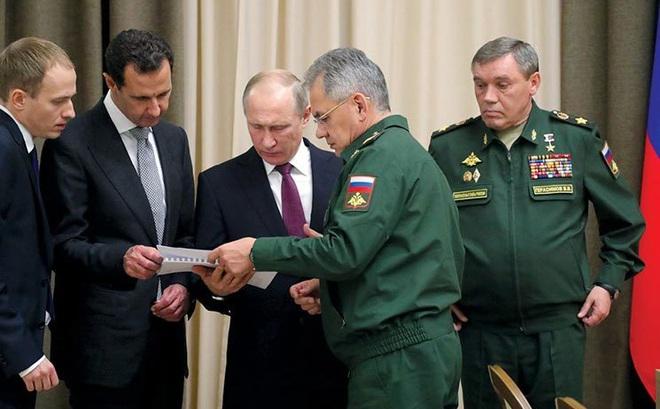 Tình hình Syria: Nga – Syria ký kết thỏa thuận năng lượng hạt nhân