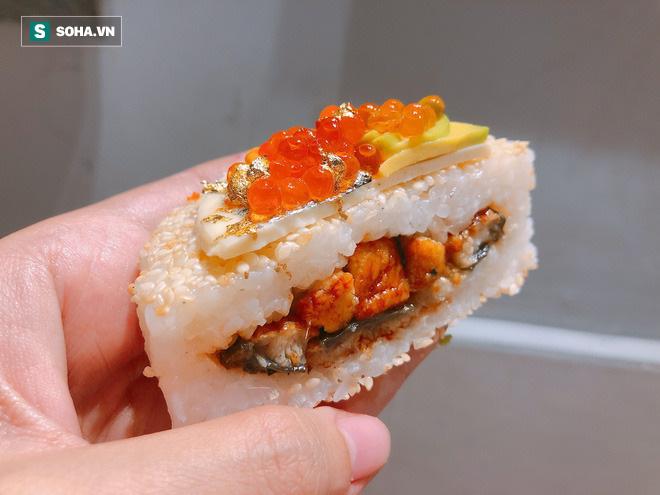 Tạo ra bánh trung thu nhân sushi chưa từng có, cô gái 9X chỉ nhận làm 5 hộp/ngày mặc doanh thu có thể hơn 100 triệu đồng - Ảnh 4.