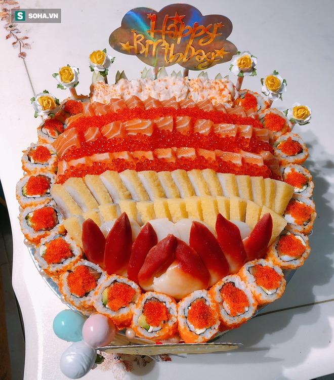 Tạo ra bánh trung thu nhân sushi chưa từng có, cô gái 9X chỉ nhận làm 5 hộp/ngày mặc doanh thu có thể hơn 100 triệu đồng - Ảnh 11.