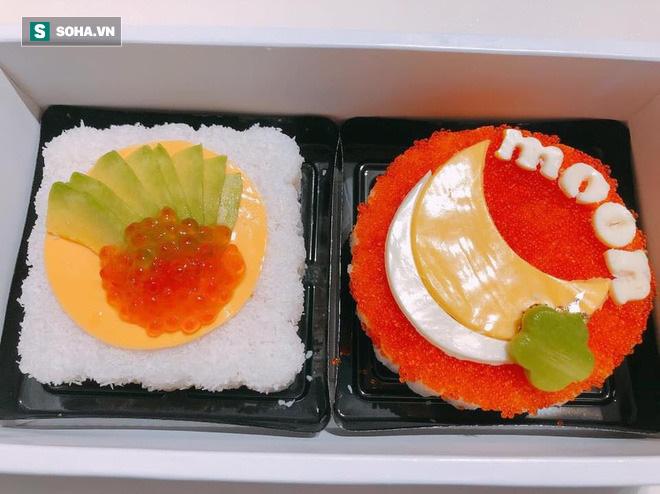 Tạo ra bánh trung thu nhân sushi chưa từng có, cô gái 9X chỉ nhận làm 5 hộp/ngày mặc doanh thu có thể hơn 100 triệu đồng - Ảnh 5.