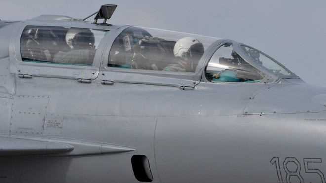 Không quân Nga xuất kích ồ ạt ở Syria, đòn sấm sét vừa bắt đầu - Phòng không Syria chuẩn bị lột xác toàn diện - Ảnh 1.