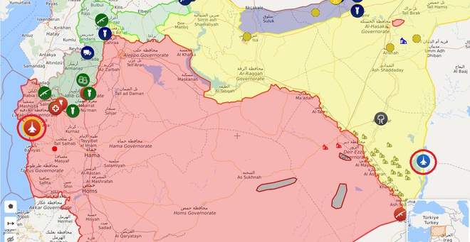 Không quân Nga xuất kích, máy bay Mỹ lượn cực thấp ở Syria - Iran và Nga khai hỏa hủy diệt tàu chiến địch - Ảnh 1.