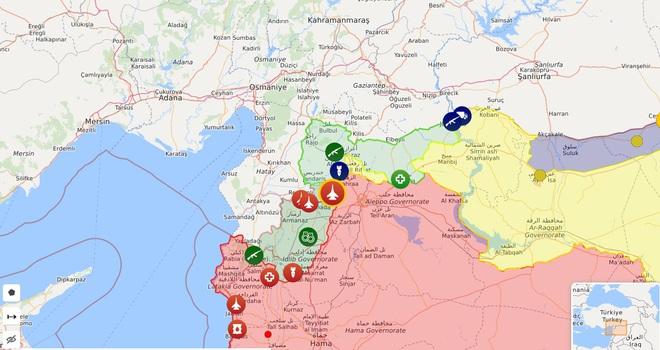 Phòng không Syria chuẩn bị lột xác toàn diện bằng tên lửa tối tân - Chiến đấu cơ Nga-Mỹ hoạt động mạnh ở Syria - Ảnh 1.
