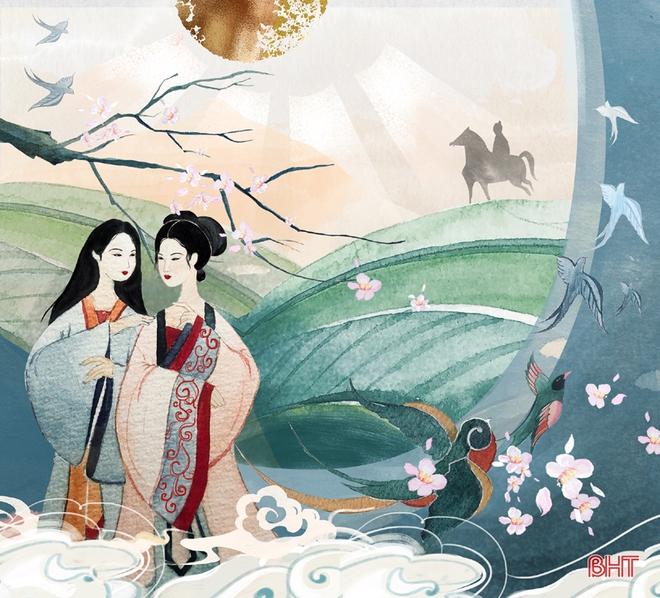 Vị đại thi hào tạo nên kiệt tác gắn liền với sinh mệnh tiếng Việt, trở thành danh nhân văn hóa thế giới - Ảnh 7.