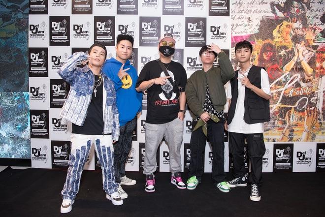 Thí sinh Rap Việt, King Of Rap cùng hội ngộ ủng hộ sản phẩm mới của Obito - Ảnh 9.
