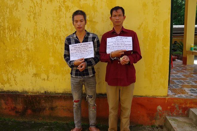 Nhóm người Trung Quốc nhập cảnh trái phép Việt Nam tìm việc làm - Ảnh 1.