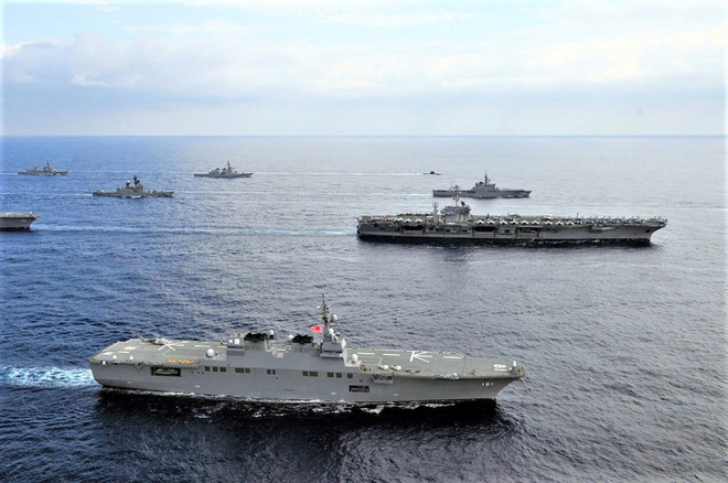 Những điểm mấu chốt trong chính sách an ninh quốc phòng được điều chỉnh của Nhật Bản - ảnh 7