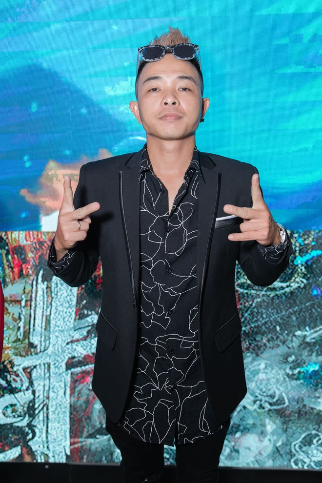 Thí sinh Rap Việt, King Of Rap cùng hội ngộ ủng hộ sản phẩm mới của Obito - Ảnh 8.