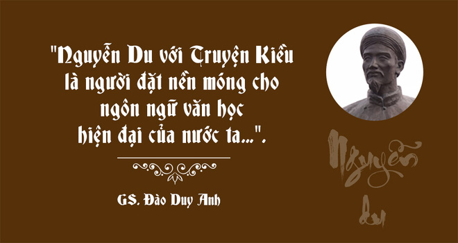 Vị đại thi hào tạo nên kiệt tác gắn liền với sinh mệnh tiếng Việt, trở thành danh nhân văn hóa thế giới - Ảnh 6.