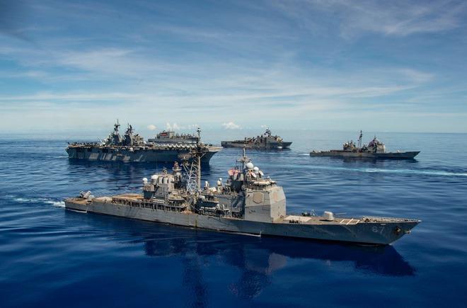 Giật mình số tàu chiến Hải quân Mỹ muốn có để đè bẹp Trung Quốc trên biển - Ảnh 2.