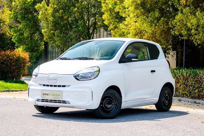 Bất ngờ nội thất chiếc ô tô Trung Quốc hai chỗ mới cóng giá 150 triệu đồng, về Việt Nam liệu có cửa? - Ảnh 1.