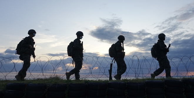 Tình báo HQ nói ông Kim Jong-un không chỉ đạo vụ bắn chết công dân HQ và động thái mới nhất của Mỹ - Ảnh 3.
