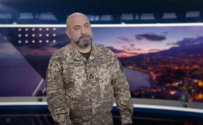 Tướng Ukraine lớn giọng dọa nạt Nga: Trả lại ngay Crimea hoặc lĩnh đủ - Ảnh 1.