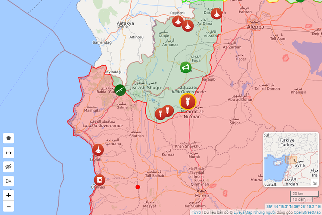 Căn cứ ở Syria bị uy hiếp, phòng không Nga được kích hoạt - Iran tung lưới bắt 23 tàu lạ trên Vịnh Ba Tư - Ảnh 1.