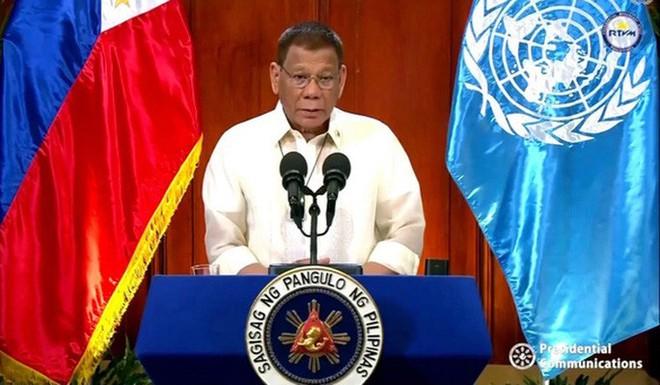 """Trung Quốc muốn Philippines để phán quyết về biển Đông """"ngủ yên"""" - Ảnh 1."""