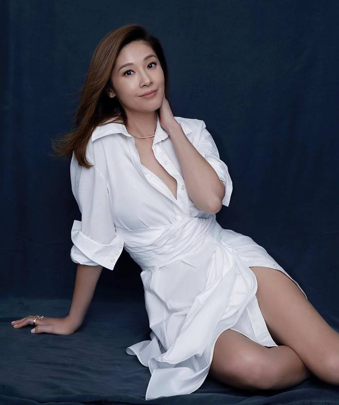 Hoa hậu Hong Kong bị á hậu lên sóng truyền hình tố cướp người yêu giờ ra sao ở tuổi U50? - Ảnh 6.