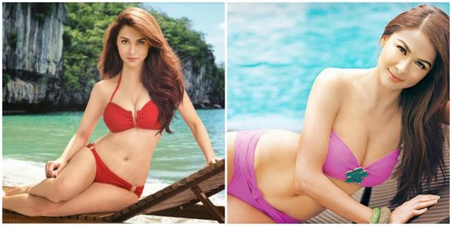 Mê mẩn trước vóc dáng quá đỗi gợi cảm thời con gái của 'mỹ nhân đẹp nhất Philippines' - Ảnh 3.