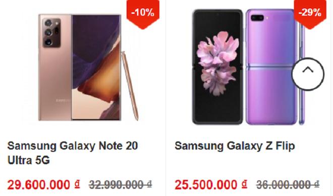 Chào thị trường chưa lâu, điện thoại sang chảnh nhà Sam đã có hàng lướt, giá chỉ 12,5 triệu đồng - Ảnh 2.