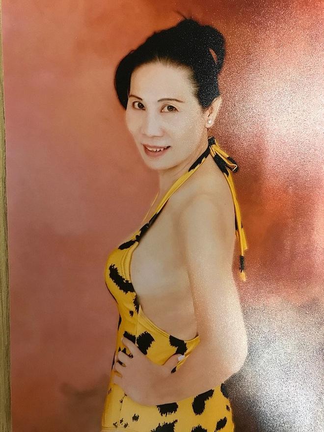 Thí sinh U60 gây chú ý khi xuất hiện tại vòng sơ khảo Hoa hậu Việt Nam và nhan sắc đời thực - Ảnh 5.