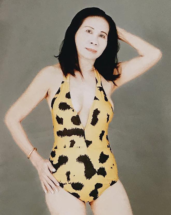 Thí sinh U60 gây chú ý khi xuất hiện tại vòng sơ khảo Hoa hậu Việt Nam và nhan sắc đời thực - Ảnh 6.