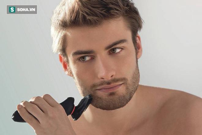 Việc cạo râu có liên quan đến tuổi thọ của nam giới không: Lời khuyên tốt cho mọi quý ông - Ảnh 1.