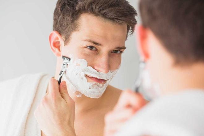 Việc cạo râu có liên quan đến tuổi thọ của nam giới không: Lời khuyên tốt cho mọi quý ông - Ảnh 3.
