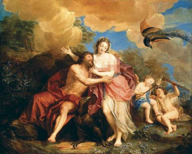 Hera - Nữ hoàng của các vị thần Hy Lạp - Ảnh 1.