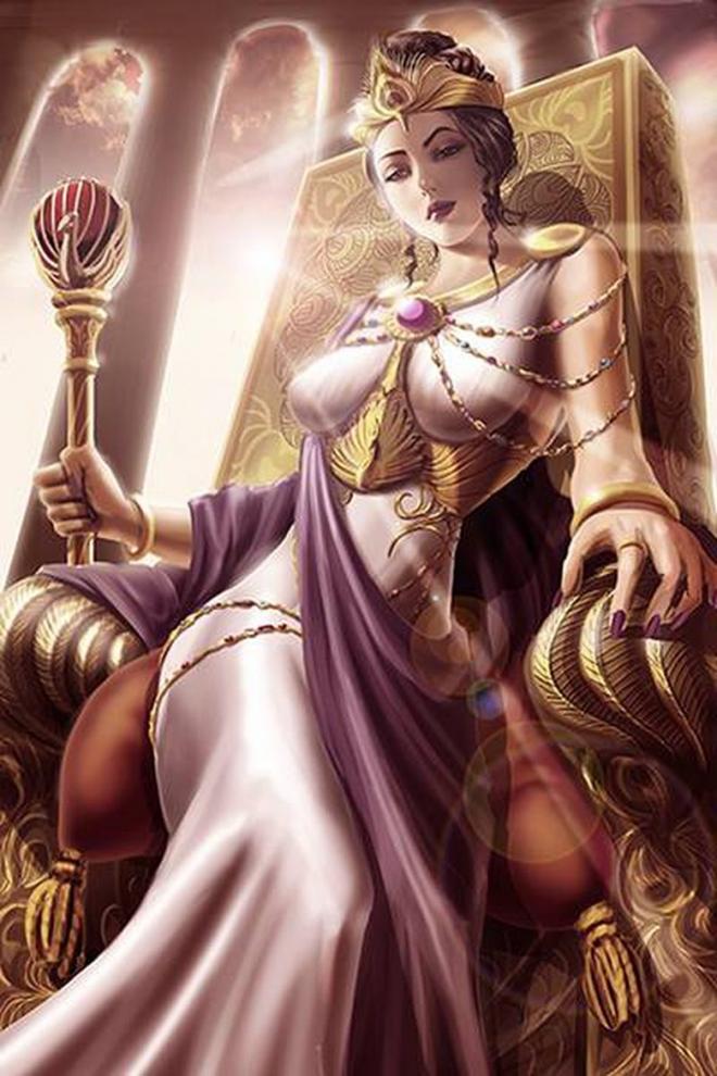 Hera - Nữ hoàng của các vị thần Hy Lạp - Ảnh 3.
