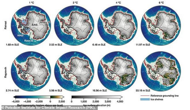 Trái Đất sắp xuất hiện một lục địa xanh mới? - Ảnh 1.