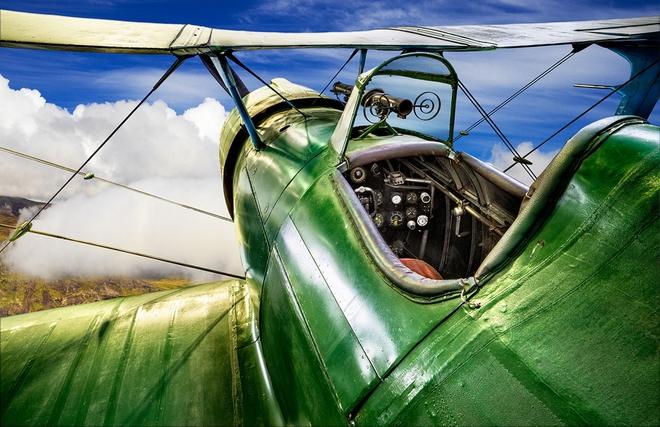 Hình ảnh bên trong buồng lái những chiếc máy bay huyền thoại của Liên Xô - Ảnh 2.