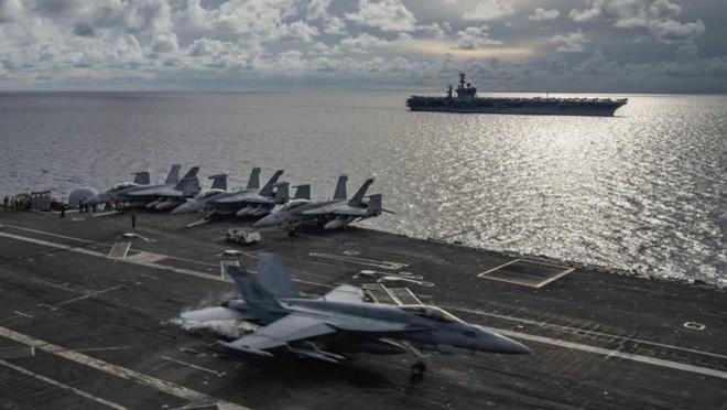 Mỹ đối đầu Trung Quốc: Viễn cảnh chiến tranh tàu ngầm trên Biển Đông - ảnh 1