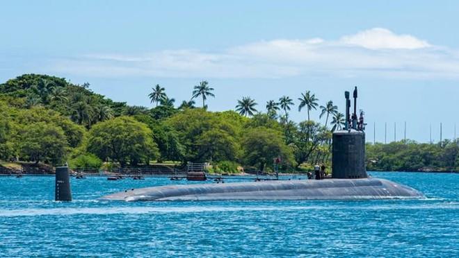 Mỹ đối đầu Trung Quốc: Viễn cảnh chiến tranh tàu ngầm trên Biển Đông - ảnh 5
