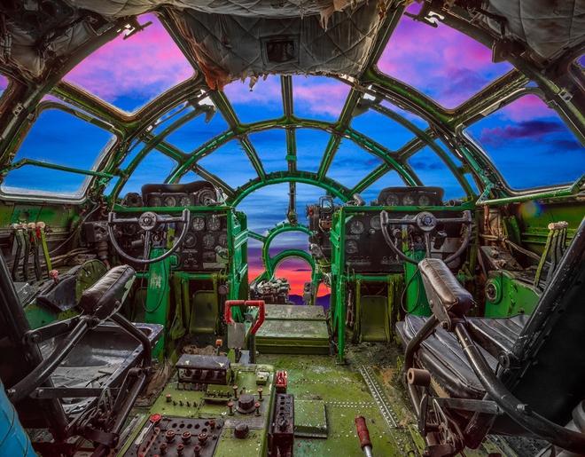 Hình ảnh bên trong buồng lái những chiếc máy bay huyền thoại của Liên Xô - Ảnh 12.